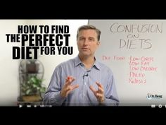 How to Find the Perfect Diet For You (Dr. Berg recommendations)