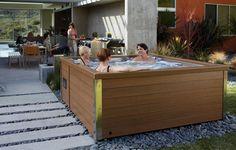 Jacuzzi J-LX Hot Tubs; do we want a hot tub  ??