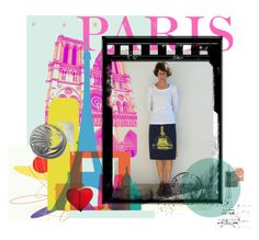 """""""Paris..."""" by artsdesireable ❤ liked on Polyvore featuring art"""