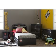 South Shore Luka Twin Storage Mate's Customizable Bedroom Set - http://delanico.com/bedroom-sets/south-shore-luka-twin-storage-mates-customizable-bedroom-set-620624945/