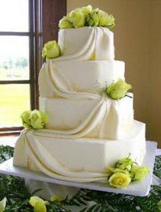 Traditional Wedding Cakes Square