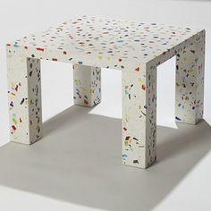 Nara table by Shiro Kuramata