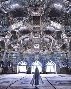 Shah-Cheraq holy shrine in Shiraz, Iran. the fascinating combination of mirror and light.  read more on our website.  #traveltoIran #shiraz #traveling #travellovers #travelbloggers #Iran_travel_agency #Irantours #besttours #visitiran #iran_destination