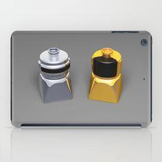 Duplo Daft Punk iPad Case #lego #duplo #3d #cgi #cg #c4d #render #daftpunk #rickardarvius #ipadcase #cinema4d #society6 #society6store