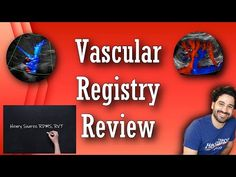 RVT - RVS Vascular Registry Review 1- 25 - YouTube Vascular Ultrasound, 100 Questions, Us Images, Youtube, Youtubers, Youtube Movies