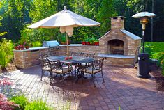 diy+outdoor+fireplace+plans | Outdoor Fireplace Design Ideas, Kits, Plans, and Pictures