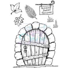 Lindsay Mason: New Fairy Door stamps