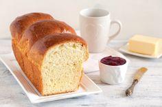 Pan brioche con il Bimby ricetta