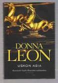 Donna Leon - Uskon Asia