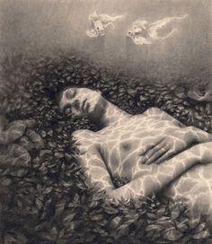 Breathing underwater Miles Johnston