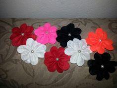 Florzinha de feltro