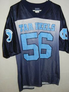 a672c898c North Carolina Tar Heels size M football jersey Champs blue gradient ltd  edition #Champs #