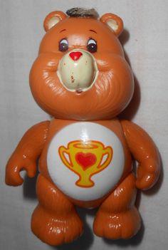 Ursinhos Carinhosos - Ursinho Campeão Da Estrela 9cm Anos 80 - R$ 28,00 no MercadoLivre