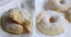 Galletas de Yogurt y Limón en 15 min. Su agradable aroma y rico sabor te enloquecerán! – En el Punto Amaretti Cookies, Doughnut, Goodies, Desserts, Food, Chocolates, Microwaves, Candle, Donut Holes