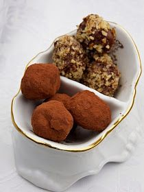 Pradobroty: Čokoládové lanýže Christmas Sweets, Christmas Cookies, Muffin, Ice Cream, Chocolate, Baking, Breakfast, Recipes, Buxus