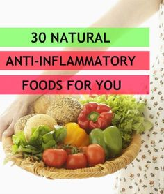 Let's take a look at 30 of the best anti-inflammatory foods you can add to your diet.