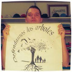 El origen #ResistenciaCivil bienvenidos, a la defensa del medio ambiente #JorgeMoncada