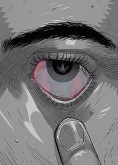 RED EYE RED EYE STONER GIF BY STONERDAYS