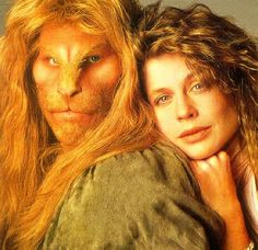 Vincent and Catherine - Beauty and the Beast (Ron Perlman & Linda Hamilton)