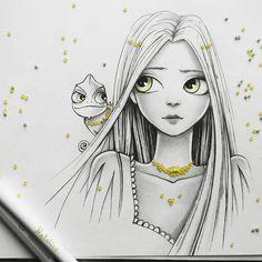http://natalico.deviantart.com/art/Little-Rapunzel-565807850