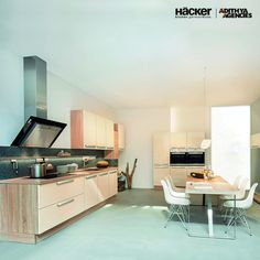 Revamp your kitchen to the finest with #Hacker!