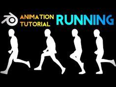 Blender Animation Tutorial: Run Cycle - YouTube