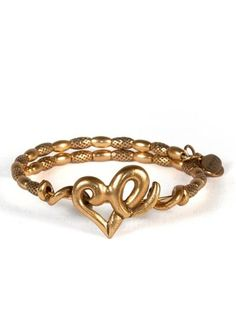 Alex and Ani heart wrap bracelet LOVE!