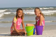 Beach fun on Hilton Head Island, Palmetto Dunes
