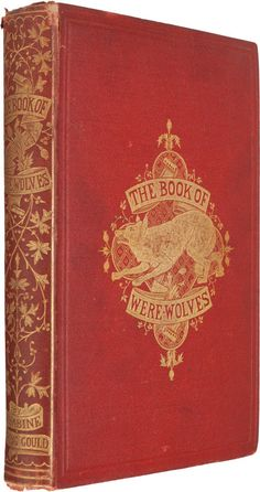 Books:Literature Pre-1900, [Werewolves]. Sabine Baring-Gould.