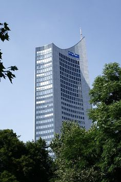 The City Tower at Leipzig