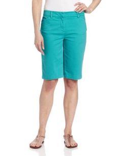 Amazon.com: Jones New York Women's Classic Bermuda Short: Clothing