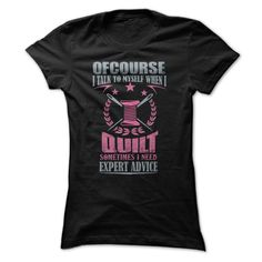 Are you bold (and honest) enough to wear it? Awesome Quilting t-Shirt. Ladies fit, several colors.