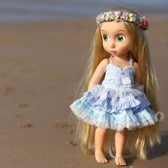 Doll clothes for Disney animator doll 16 by RabbitinthemoonThai