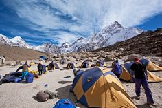 Everest Base Camp Trek - Hike to Nepal's Mt Everest Base Camp with REI - Adventure Travel Trips from REI Adventures  I want to do this so bad!!!!