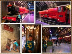 Kids & parents can now board the Hogwarts express train at the Harry Potter Studio Tour http://londonmumsmagazine.com/2015/what-to-expect-from-the-harry-potter-studio-tour-at-warner-bros-studios