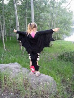 Easy no sew dragon wings pinterest dreamworks dragons toothless dragon costume how to train your dragon child infant adult dragon tail solutioingenieria Images