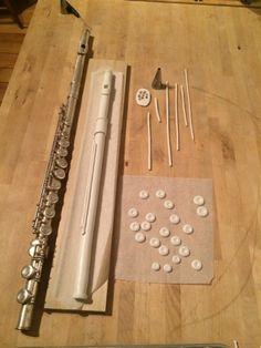 silver flute tutorial