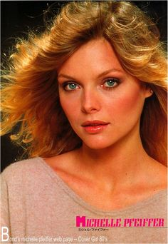 Michelle Pfeiffer (1983)