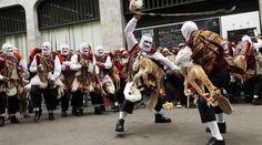 Perú, Danza cuzqueña Yahuar Mayu El Comercio -Jhabich