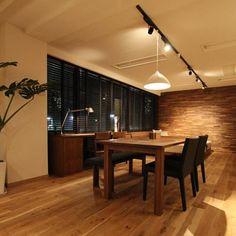 ワイルドウッド ダイニングテーブル [ ウォールナット ] WILDWOOD DINING TABLE - マスターウォールのテーブル通販 | リグナ
