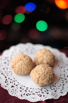 12 Days of Christmas Cookies: German Pfeffernusse Cookies   #anise #liquorice #traditional #peppernut #pfeffernüsse
