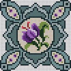 Flower Coaster #1