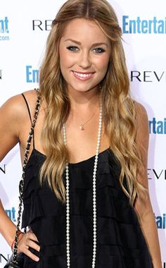 Lauren Conrad (reality tv star). I admire her as a person and a business woman.