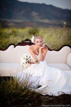 Bridal Birdcage Veil 5 pc set Hair flowersIvory or White by deLoop