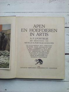Apen en hoefdieren in artis verkade album verkade albums verzamel album plaatjes 2