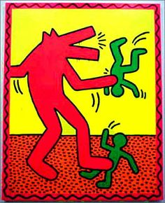keith herring images | Keith Haring | The Initiative