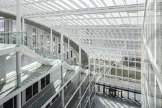 Brussels Environment / architectenbureau cepezed