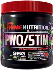 Pre-Workouts Supplement: Prime Nutrition PWO/Stim.  An amino acid is considered essential because the body cannot make it from other dietary components. Supplementing with essential amino acids will eliminate post workout muscle breakdown allowing for more results in less time than for those not supplementing with essential amino acids.  Our Price: $65.99 (Retail Price: $79.99)  http://www.whattsupps.com.au/product/prime-nutrition-pwostim  #Whattsupps #supplements #aminoacids