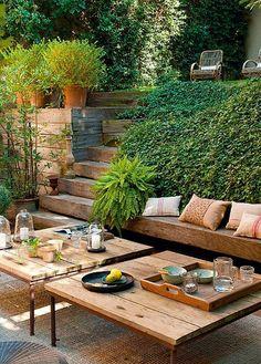 mesas-de-centro-de-tablones-de-madera-reciclada.jpg (510×713)