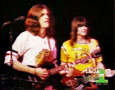 Glenn Frey and Randy Meisner